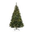 Kunstigt juletræ i høj kvalitet